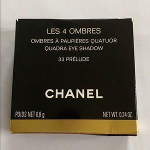 Chanel Les 4 Ombré  Eye Shadow Pallet/Quad